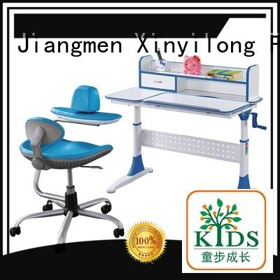 Xinyilong Furniture washable large desk with storage for children