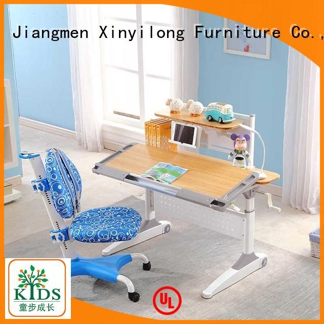 comfortable adjustable height children's desk high quality for children