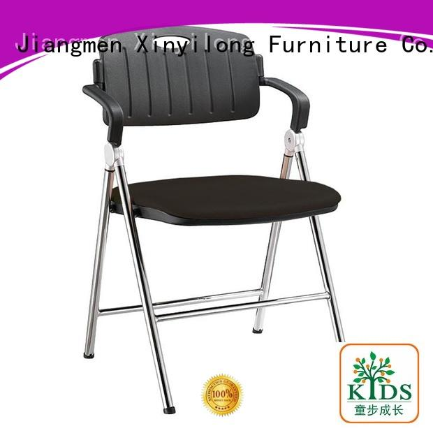Xinyilong Furniture foldable chair with wheel for college