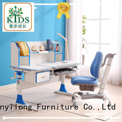 Xinyilong Furniture healthy student desk adjustable height manufacturer for children