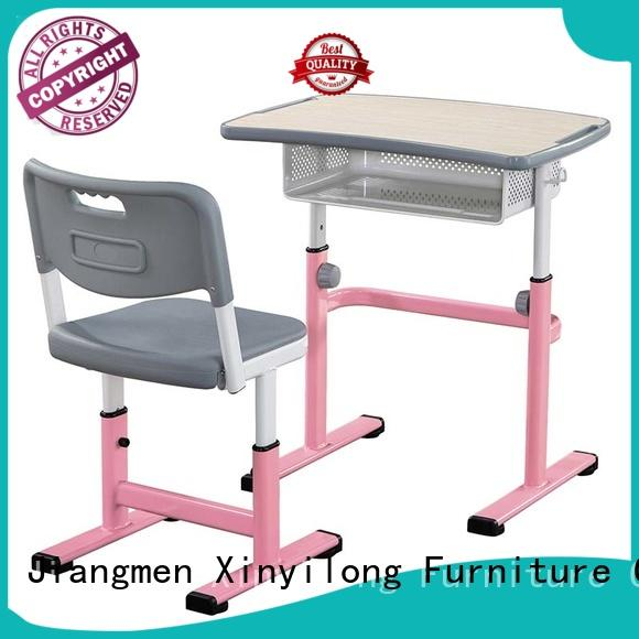 Xinyilong Furniture Brand front open school furniture direct manufacture