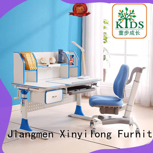 washable wooden study table high quality for home