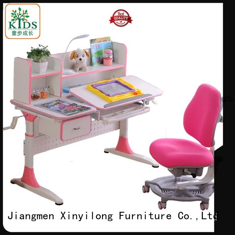 Xinyilong Furniture professional table and chair set high quality for kids