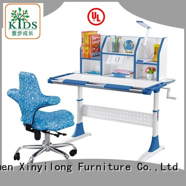 Xinyilong Furniture table and chair set manufacturer for kids