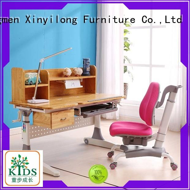 Xinyilong Furniture washable kids study table high quality for children