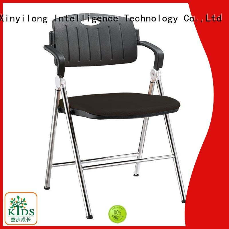 TBCZ plastic chair with wheel for students