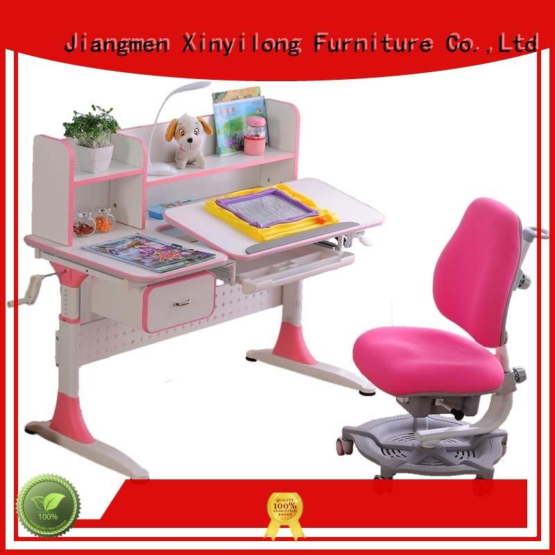 comfortable home office workstation with storage for kids Xinyilong Furniture