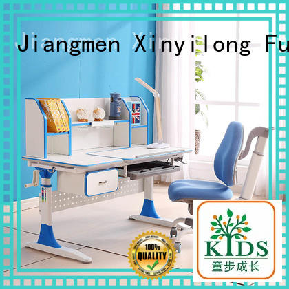 Xinyilong Furniture professional adjustable height children's desk manufacturer for home