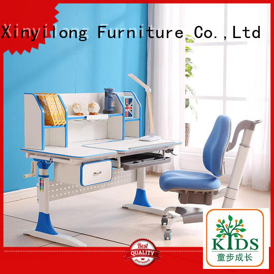 Xinyilong Furniture washable office table for sale manufacturer for school