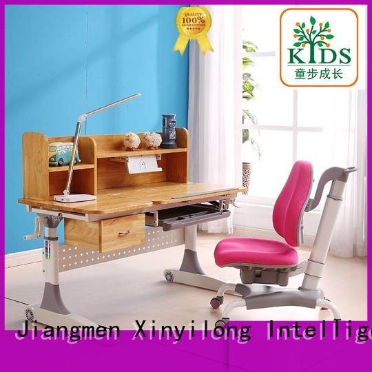 TBCZ healthy kids office desk with storage for school