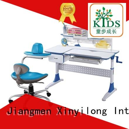 TBCZ comfortable large desk with storage for school