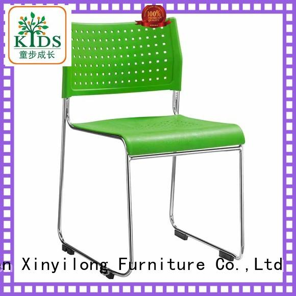 Xinyilong Furniture foldable comfortable folding chairs for lecture