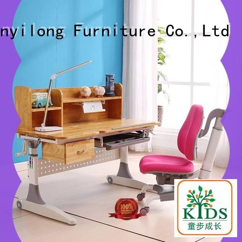 comfortable children study table manufacturer for school