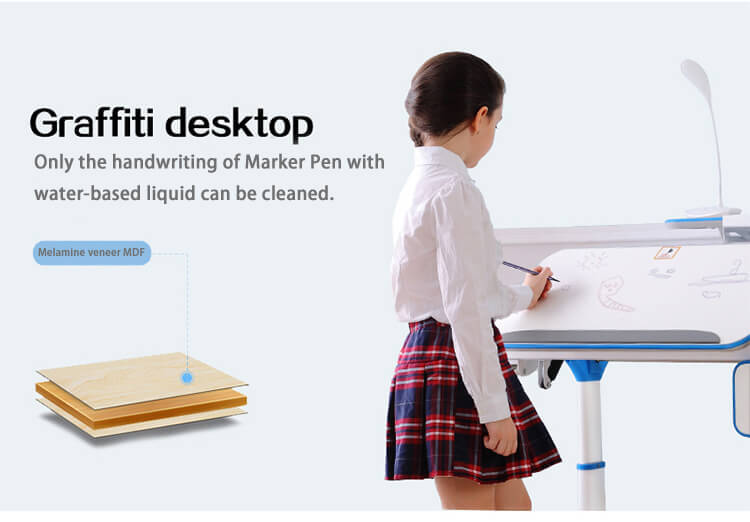 Xinyilong Furniture compact computer desk for sale for kids-3