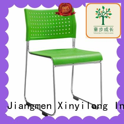 TBCZ kids plastic chairs with wheel for students
