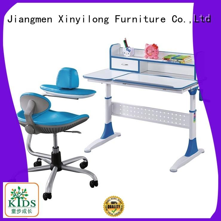 Xinyilong Furniture comfortable wooden study table high quality for kids