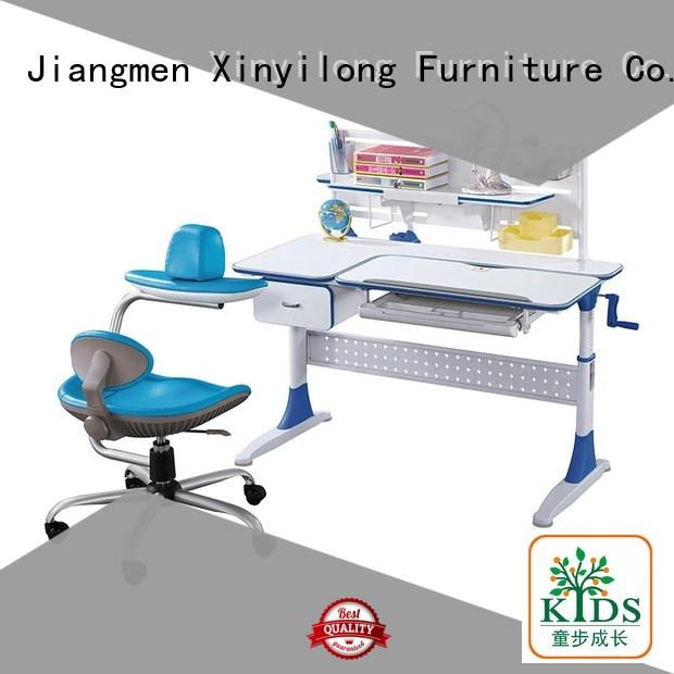 top study table designs for small rooms for sale for kids Xinyilong Furniture