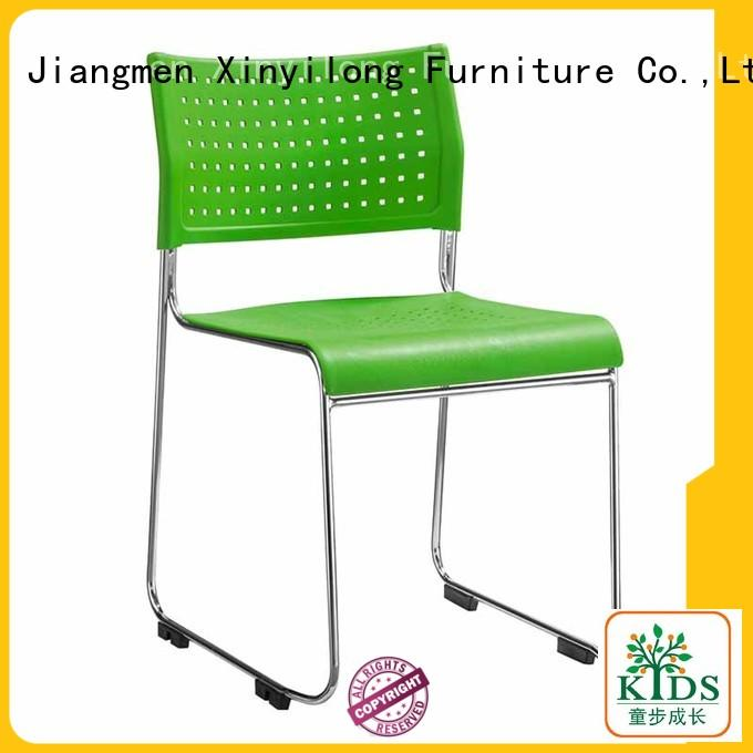 Xinyilong Furniture foldable stackable chair supplier for students