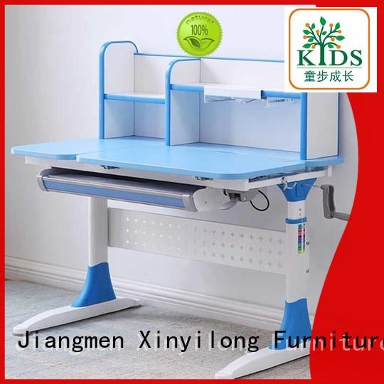 ergonomic adjustable height children's desk for sale for home