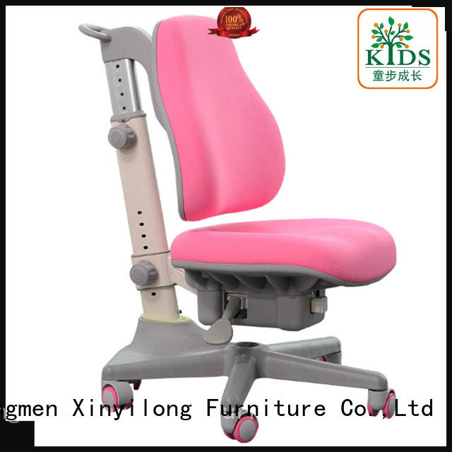 chair for children with wheel for studry room Xinyilong Furniture