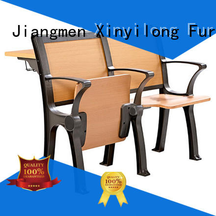 Xinyilong Furniture Brand single lecture custom childrens school desk and chair set