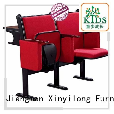comfortable modern school furniture height adjustable for lecture