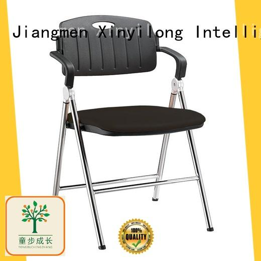 foldable plastic dining chairs high quality for classroom