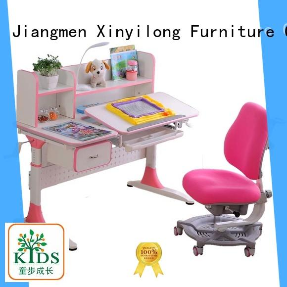 Xinyilong Furniture professional study table for kids manufacturer for school