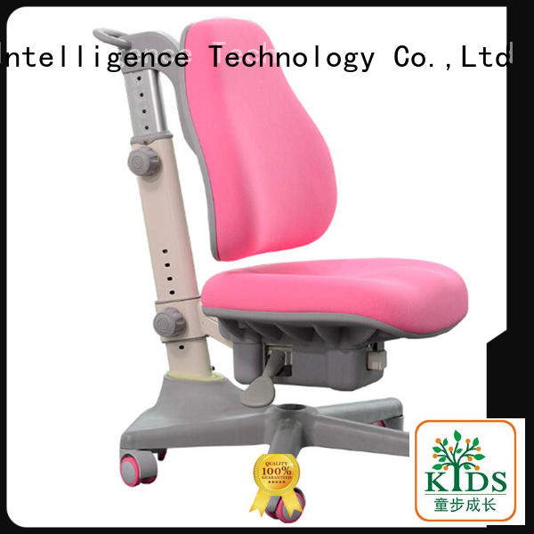 TBCZ chair for children with wheel for studry room