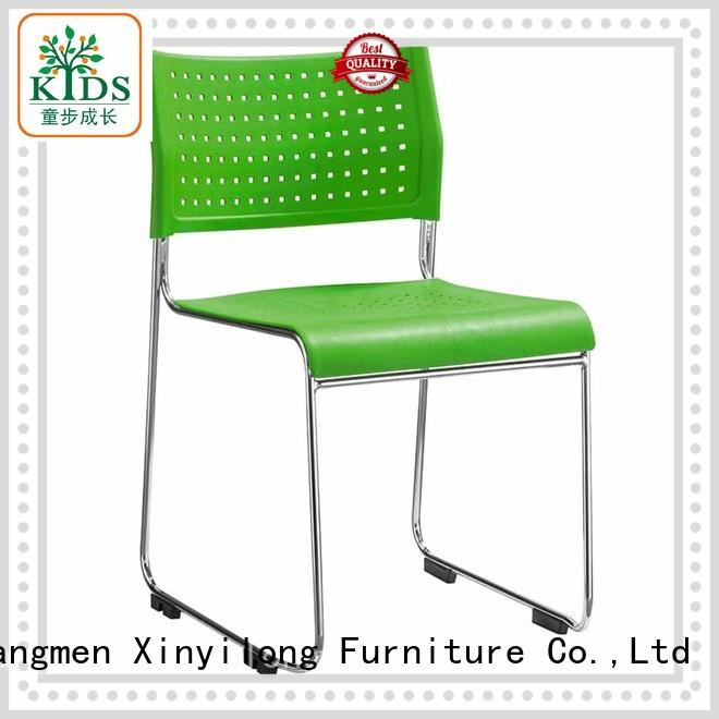 learniture modern plastic chairs supplier for classroom Xinyilong Furniture