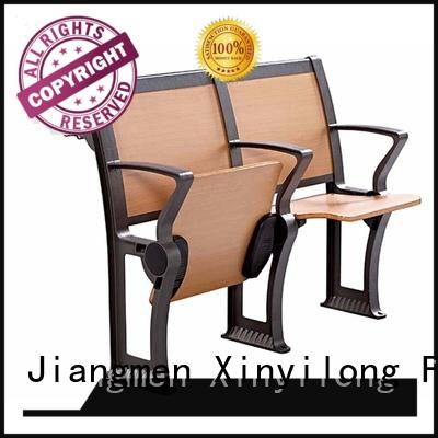 childrens school desk and chair set steel pedestal school furniture direct Xinyilong Furniture Brand