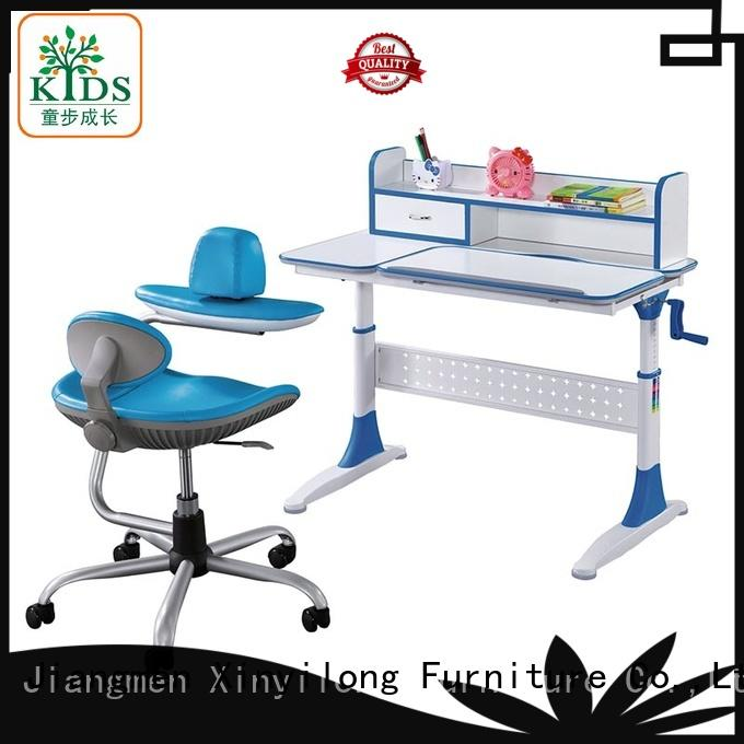 Xinyilong Furniture study table design for bedroom high quality for children