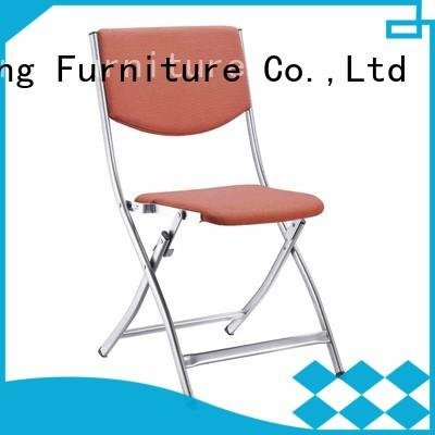 arm folding chairs for sale wholesale for college Xinyilong Furniture