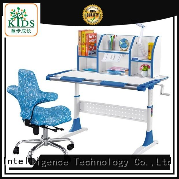 comfortable student desk adjustable height manufacturer for home
