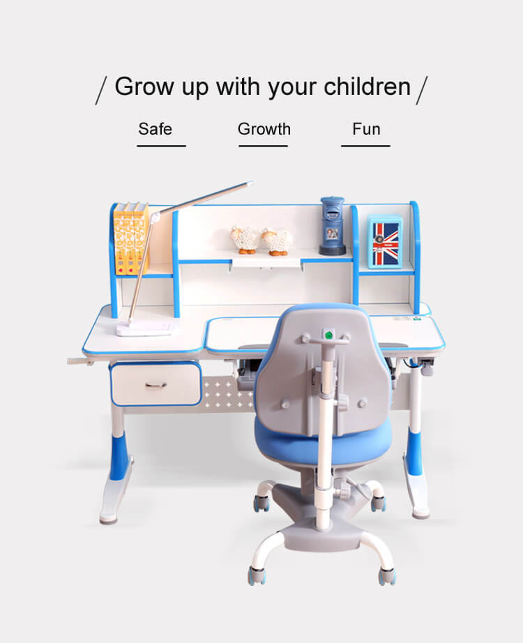 Xinyilong Furniture adjustable height children's desk manufacturer for kids-2
