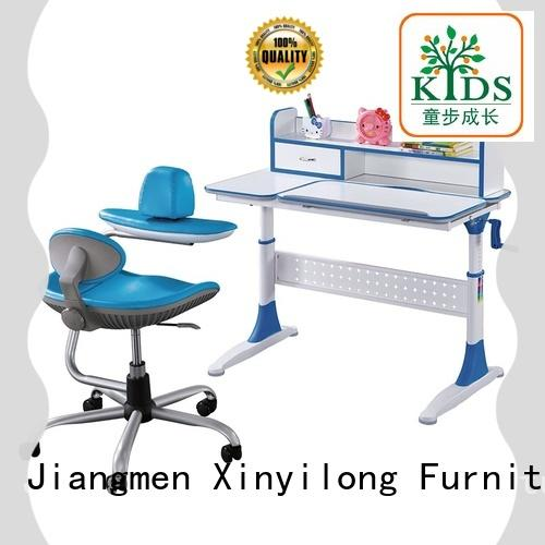 Xinyilong Furniture ergonomic children study table for sale for children