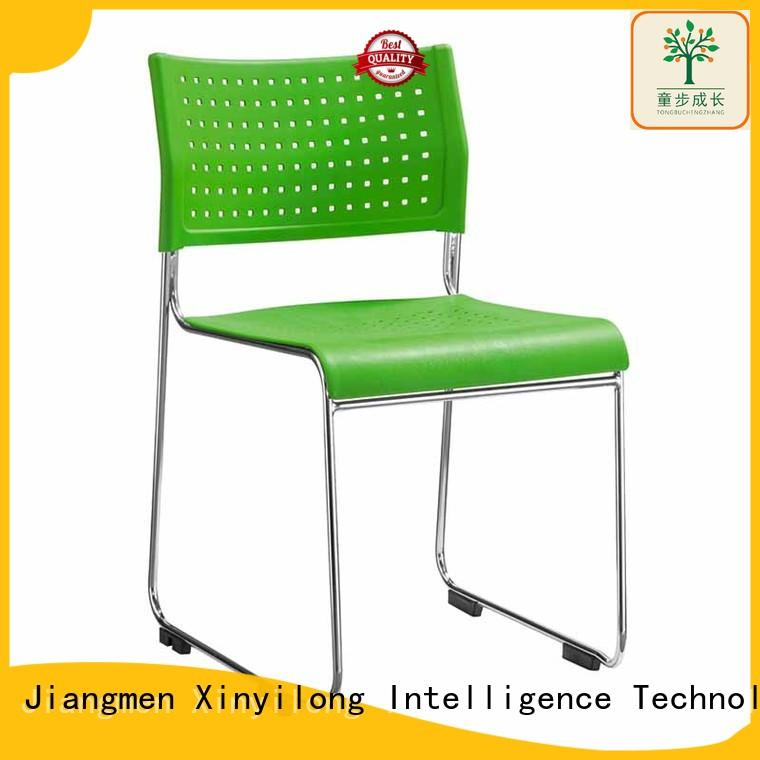 TBCZ training room chair with wheel for college