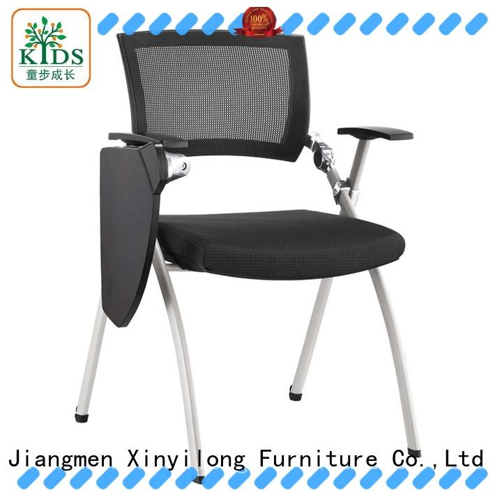 kids plastic chairs supplier for college Xinyilong Furniture