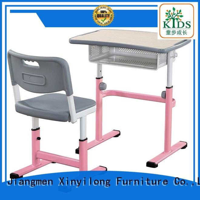 Xinyilong Furniture comfortable school furniture height adjustable for students