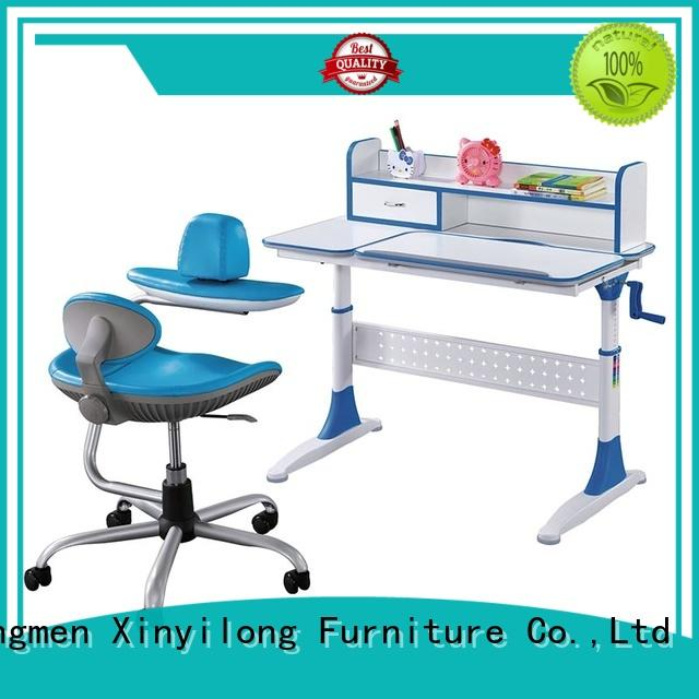 E1 MDF Board Children table and chair for home