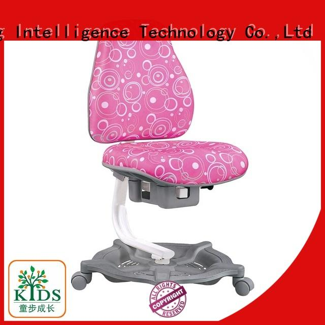 durable children chairs with wheel for studry room
