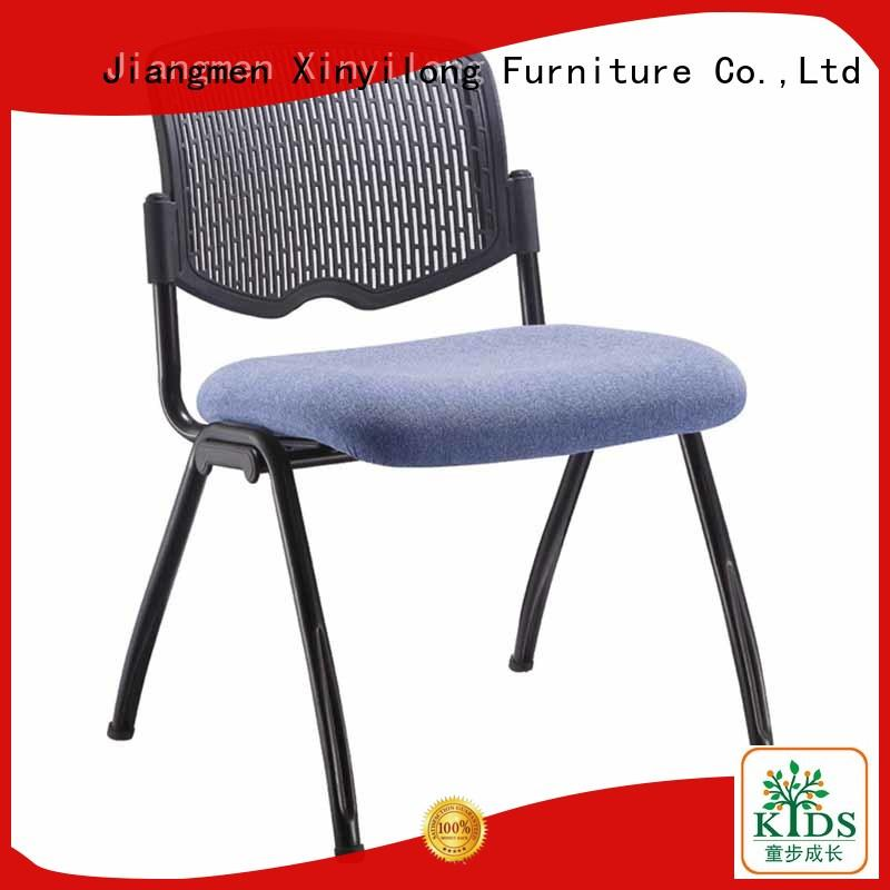Xinyilong Furniture stable stackable chair high quality for lecture