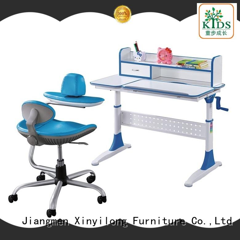 comfortable simple study table manufacturer for children