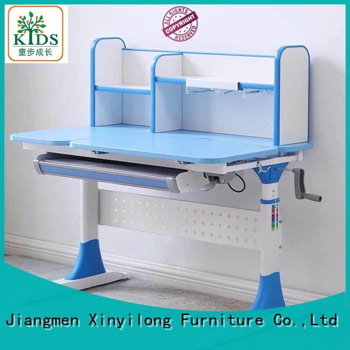 kids office desk high quality for school Xinyilong Furniture