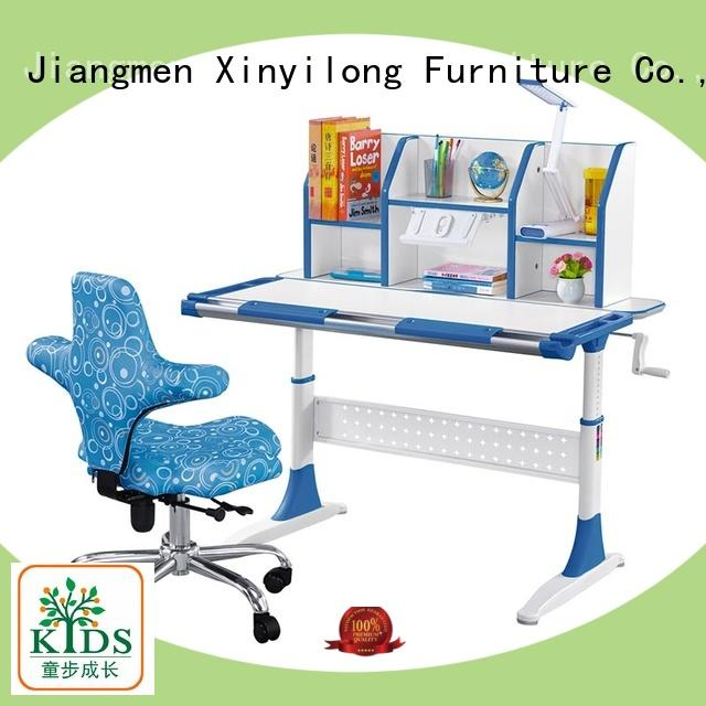 Xinyilong Furniture healthy study table for kids for sale for home