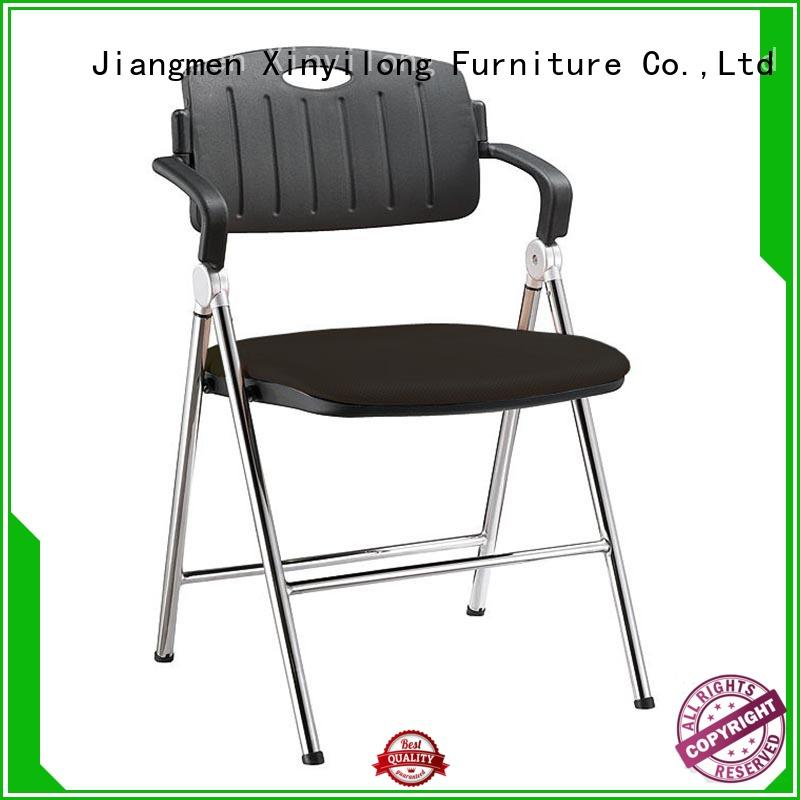 learniture Custom folding seat foldable chairs for sale Xinyilong Furniture base