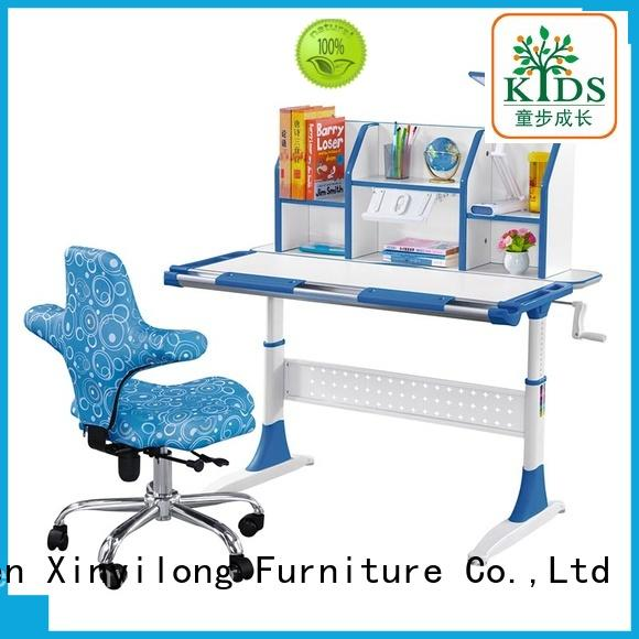 Xinyilong Furniture washable study table for kids with storage for kids
