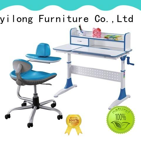 furniture table chair set for children with storage for home Xinyilong Furniture