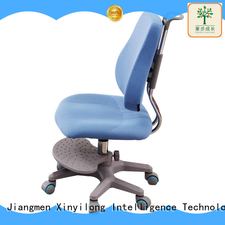 TBCZ height adjustable kids chairs with wheel for kids