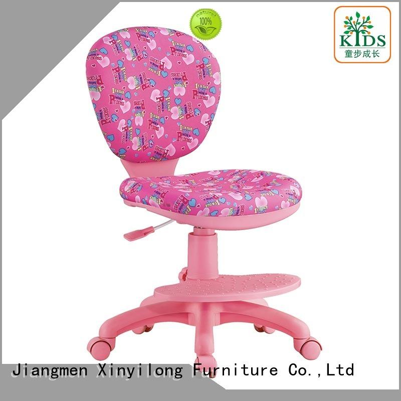 Xinyilong Furniture durable height adjustable kids chairs supplier for kids